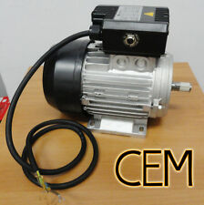 Motore Elettrico Monofase 3 HP - 2,25 kW - MEC 80 x compressore 50 - 100 Lt ABAC