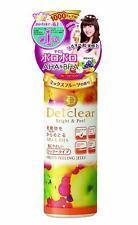☀MEISHOKU Detclear Bright & Peel Fruits Peeling Jelly 180 mL Mixed Fruit Japan