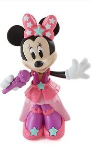 Disney Minnie Mouse Pop Superstar Minnie  Sings & Dances 20+ phrases!