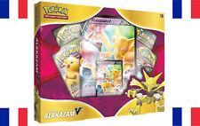 Pokémon Coffret Alakazam V  VF  neuf scellé