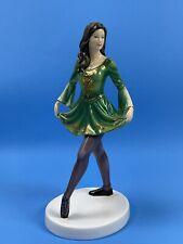 Royal Doulton Irish Celtic Dance Dancer HN 5569. Ltd of 2500 Dances of the World