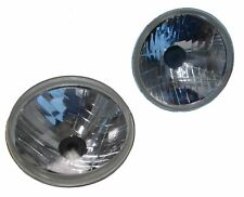 "Crystal H4 7"" Headlights for Land Rover Defender LHD (Pair)"