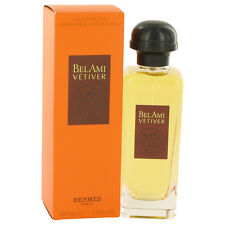 Bel Ami Vetiver Cologne By HERMES FOR MEN 3.3 oz Eau De Toilette Spray 527504