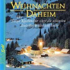 Tölzer Knabenchor | CD | Weihnachten daheim (Pilz, 1988)