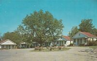 (D)  Opelika, AL - Andy's Motel - Exterior of Cottages and Grounds
