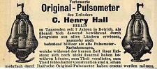 Inventores C. Henry Hall original-pulsometer anuncio 1883