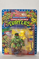 Raph, the Green Teen ne-Mutant Military TMNT 1991-MOC & unpunshed!