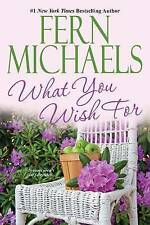 Fern Michaels, What you wish for, Very Good Book