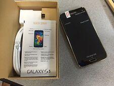 NEW Samsung Galaxy S5 G900V Copper Gold 16GB (GSM Unlocked) Verizon. Openbox