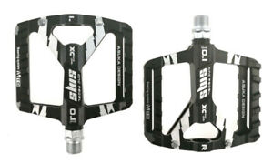 9/16'' Bicycle Al alloy Pedals for MTB Mountain Road Bike Bearing Pedal Platform