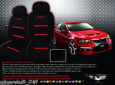 Holden Commodore Sedan - VT VX VY VZ VE VF Custom Front & Rear Seat Cover Set