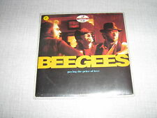 BEE GEES CDS FRANCE PAYING THE PRICE OF LOVE