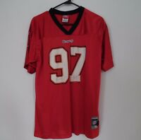 Simeon Rice Tampa Bay Buccaneers NFL Football Jersey Reebok Size YOUTH XL