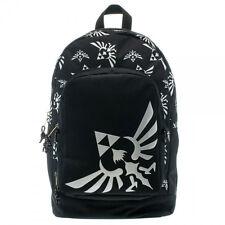 Nintendo ~ZELDA BACKPACK~ & Insulated Lunch Box / Cooler School College Work Bag