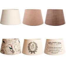 Lampenschirme im Shabby-Stil in aktuellem Design