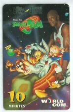 USA LDDS WorldCom - 10 min Space Jam / Looney Tunes Michael Jordan Basketball