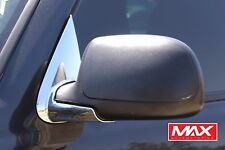 MBCH101 - 1999-2006 Chevrolet Silverado 1500 Chrome Mirror Post Covers