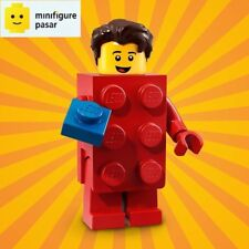 Lego 71021 Collectible Minifigure Series 18: No 2 - Brick Suit Guy - SEALED