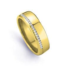 Diamond 18Carat Yellow Gold Men's Jewellery