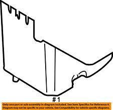 CHRYSLER OEM 06-10 PT Cruiser Air Cleaner Intake-Filter Box Housing 4891744AB