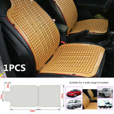 1PCS Natural Cool Car Truck Seat Massage Cushion Home Chair Cover Pad Wearproof