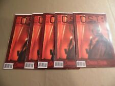 CSI Demon House #1 (IDW 2004) Lot of 5 issues / Free Domestic Shipping
