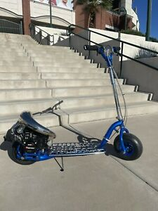 Custom GoPed Gsr40 Gas Go Ped Scooter