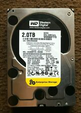 WESTERN DIGITAL WD2003FYYS 2TB 3.5 WD Black Hard Disk Drive SATA
