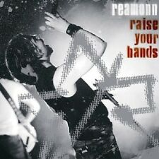 "REAMONN ""RAISE YOUR HANDS-LIVE"" CD NEUWARE"