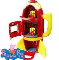 Peppa Pig Peppa's Spaceship Rocket With Sound, Phrases & Peppa Figure Playset
