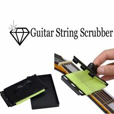 Bass Guitar Fingerboard Strings Cleaner String Scrubber Guitar String Brusher