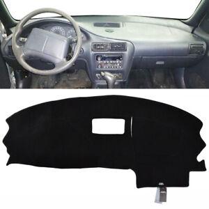 Xukey For Chevrolet Cavalier 1995 - 2005 Dash Cover Mat Dashmat Carpet Black