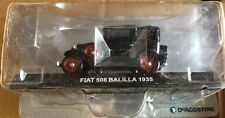 "DIE CAST "" FIAT 508 BALILLA 1935 "" SCALA 1/43 CARABINIERI"