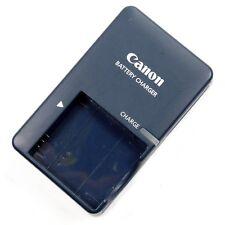 Original Canon CB-2LV Digital Powershot Cámara NB4L 2 Pin Cargador De Batería