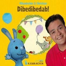"KIKANINCHEN& CHRISTIAN ""DIBEDIBEDAB! "" CD NEU"