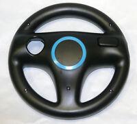 Mario Kart Steering Wheel for Nintendo Wii & Wii U - Old Skool (BLACK)