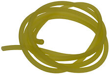 2mm ID x 3.5mm Very Flexible Fuel Pipe Hose 1 Mtr