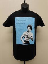 "NEW BRUCE LEE ""BRUCE LEE JOKES"" T-SHIRT MENS SIZE S SMALL  65SK"