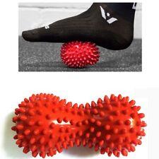 Peanut Massage Ball PVC Foot Trigger Point Stress Relief Massager Practical