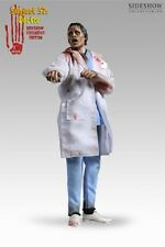 SIDESHOW EXCLUSIVE THE DEAD SUBJECT 57 THE DOCTOR BLUE SCRUBS 1/6 SCALE FIGURE