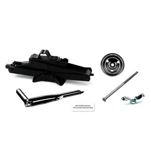 1964 - 1965 Mustang Scissor Jack Kit with Handle, Mounting Hardware, and Decal