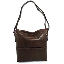 Gianni Conti Shoulder / Backpack - Style: 9404361 - Italian leather - BNWT