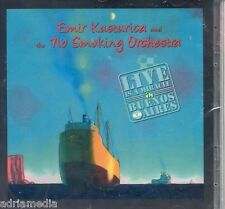 Emir KUSTURICA AND THE NO SMOKING ORCHESTRA CD Live is a Miracle a Buenos Aires