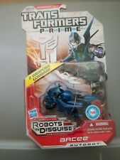 Transformers Prime Robots in Disguise Arcee Deluxe Action Figure MOSC