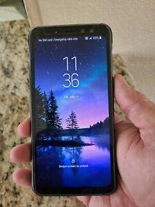 Samsung Galaxy S8 Active SM-G892 - 64GB - Meteor Gray (AT&T) New!