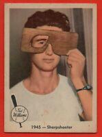 1959 Fleer #24 Ted Williams VG/VGEX+ WRINKLE HOF Boston Red Sox FREE SHIPPING