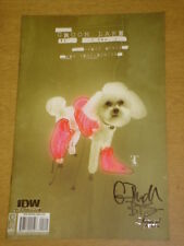 GROOM LAKE #2 VARIANT DOUBLE SIGNED EDITION IDW CHRIS RYALL BEN TEMPLESMITH