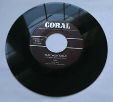 Ivan 45 - Real Wild Child / Oh You Beautiful Doll - Coral  9-62017 Strong VG+
