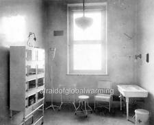 Photo 1910 Detroit Herman Keifer Hospital Exam Room