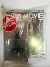 "MARVEL MOVIE COLLECTION #91 ""BLACK PANTHER: ULYSSES KLAUE"" FIGURINE (EAGLEMOSS)"